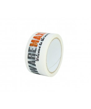 CUSTOM PRINTED HOTMELT ADHESIVE TAPE 60m